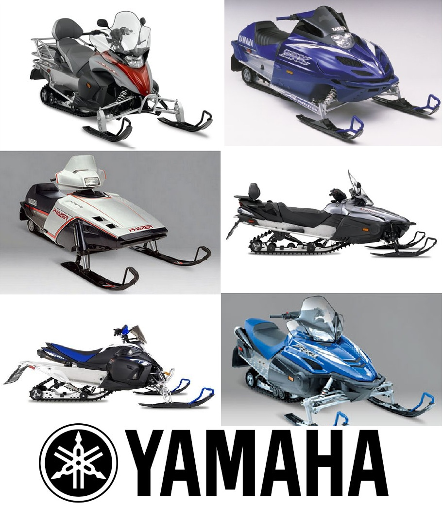 Yamaha BRAVO LT Snowmobile Service  Repair Maintenance Overhaul Workshop Manual