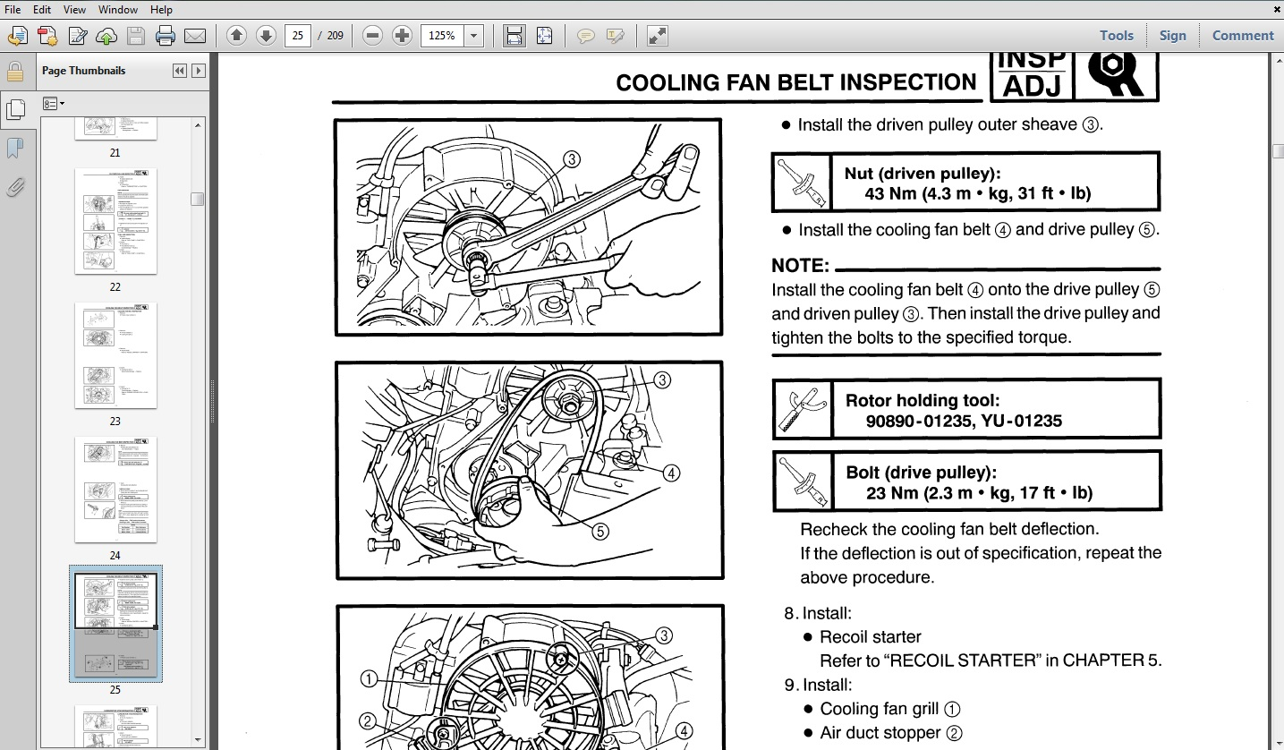 Product picture Yamaha BRAVO LT Snowmobile Service  Repair Maintenance Overhaul Workshop Manual